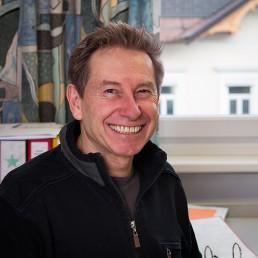 Portraitfoto Wolfgang Walkowiak